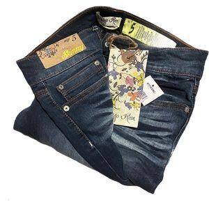 NWT Indigo Rein skinny pants jeans 5